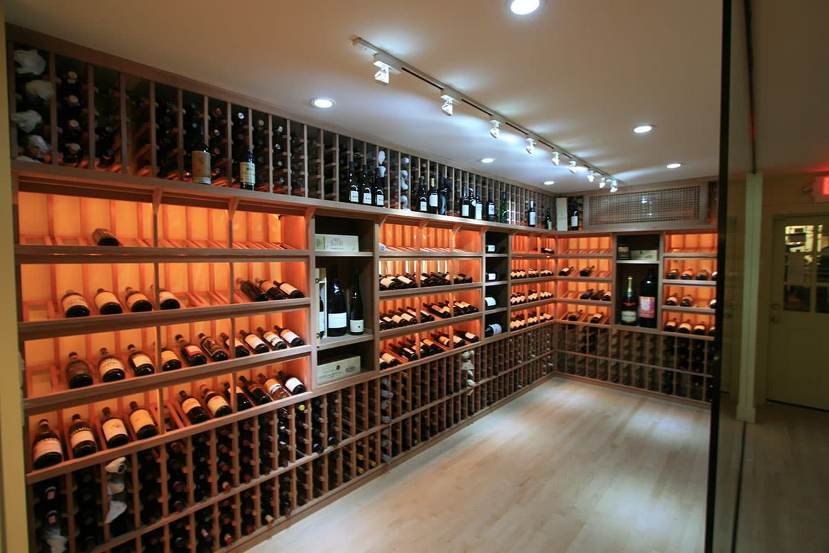 Commercial Wine Cellar 01