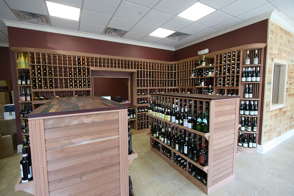 Commercial Wine Cellar 04