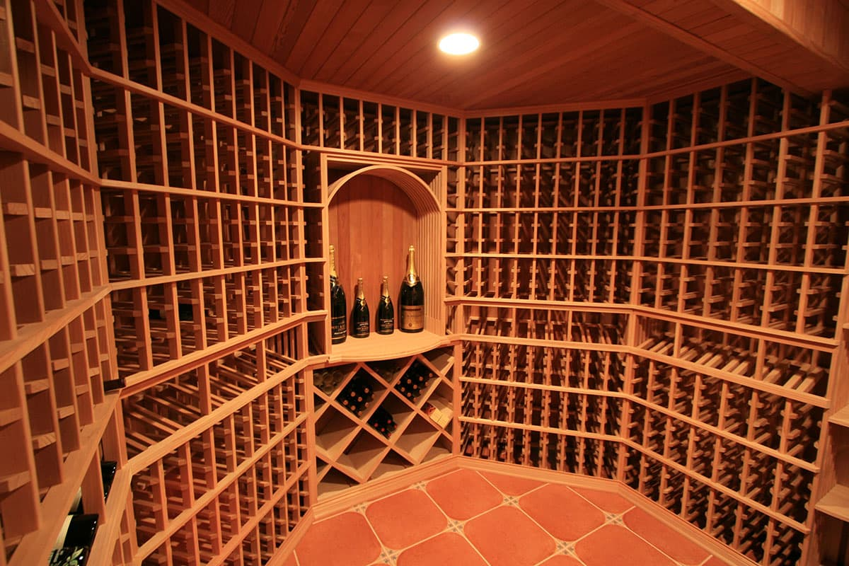 Residential Wine Cellar 09
